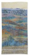 Russet Ridge Reverie Beach Towel