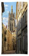 Saint Andre Cathedral Beach Towel