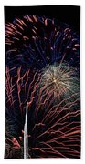 Saint Louis Missouri 4th July 2018 Beach Towel