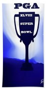Seahawks Super Bowl Champions Beach Towel