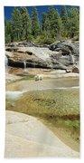 Sekani Nirvana  Beach Towel by Sean Sarsfield