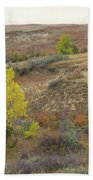 September Trees Reverie Beach Towel