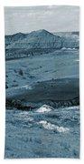 Shadowy Grasslands Beach Towel