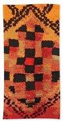 Shaman Tribal Badge Beach Towel