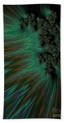 Sherwood Forest. Beach Towel