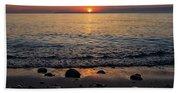 Sleeping Bear Bay 1 Beach Towel