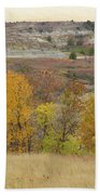 Slope County September Splendor Beach Towel
