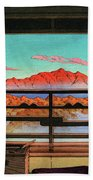Spa Hotel Morning - Digital Remastered Edition Beach Sheet