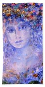 Spirit Of Winter Beach Towel