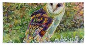 Spring Attraction Beach Towel