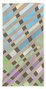Springpanel Beach Towel by Kevin McLaughlin