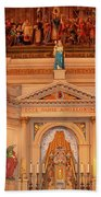 St. Louis Cathedral Altar New Orleans Beach Towel