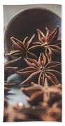 Star Anise 4825 By Tl Wilson Photography  Beach Towel