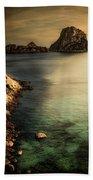 Summer In Ibiza Beach Towel
