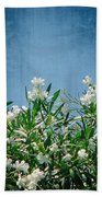 Summer Wildflowers Beach Towel