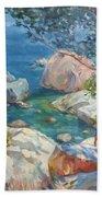Sunbeam Beach Towel