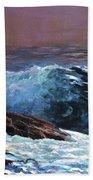 Sunlight On The Coast - Digital Remastered Edition Beach Towel