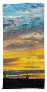 Sunrise At Beaumont Beach Towel