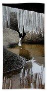 Tahoe Today Beach Towel by Sean Sarsfield
