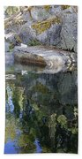 Take In Your Surroundings Beach Towel by Sean Sarsfield