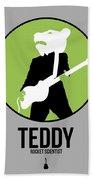 Teddybear Beach Sheet