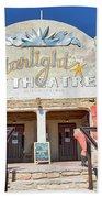 Terlingua Starlight Theatre2 Beach Towel