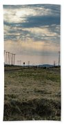 Thaba Nchu Railway Beach Towel