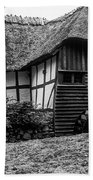 Thatched Watermill 2 Beach Towel