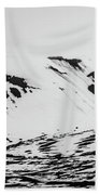 The Arctic Is Crying Beach Towel