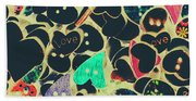 The Craft Of Love Beach Towel