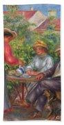 The Cup Of Tea, Or The Garden Beach Sheet