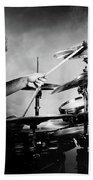 The Drummer Beach Sheet