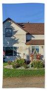 The Farm House Beach Sheet