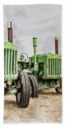 The John Deere Collection Beach Towel by Brad Allen Fine Art