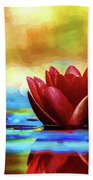 The Lily Beach Towel