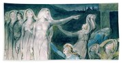 The Parable Of The Wise And Foolish Virgins - Digital Remastered Edition Beach Towel