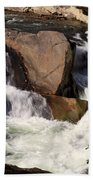 The Sinks In Smoky Mountain National Park Beach Towel
