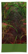 Cathedral Of Corn Beach Towel