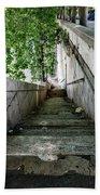 Tiber Steps Beach Sheet