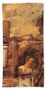 Transcience 1912 Beach Towel