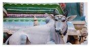Vedagiriswarar Temple Beach Towel