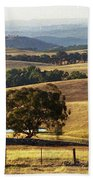 Victoria Countryside Layers Beach Towel