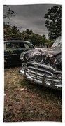 Vintage Cars Goshen Nh Beach Towel