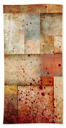 Visceral Beach Towel