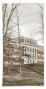 Walter Reed General Hospital Dec. 2, 1924 Beach Towel