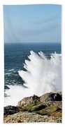 Wave Like Quartz Beach Towel