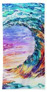 Wave Of Promises Beach Towel