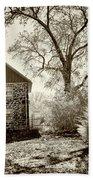 Weikert House At Gettysburg Beach Towel