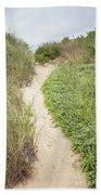 Wellfleet Sand Dunes Beach Towel