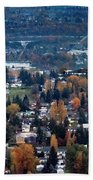 Wenatchee In November Beach Towel